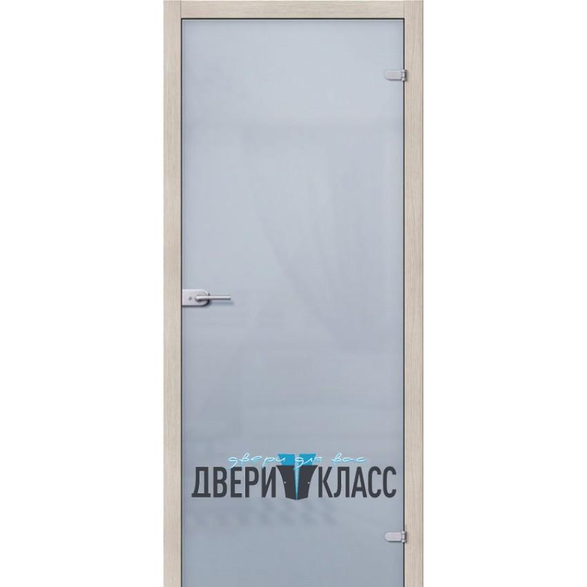 Дверь стеклянная межкомнатная матовая