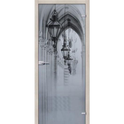 Стеклянная дверь - Аркада Люкс